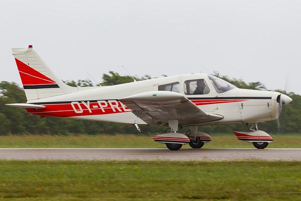 OY-PRB - Piper PA-28-140 Cruiser