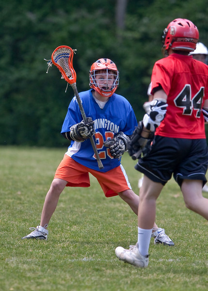 Wilmington Lacrosse - Orange Wings (B1) vs Rose Tree  5-2-10