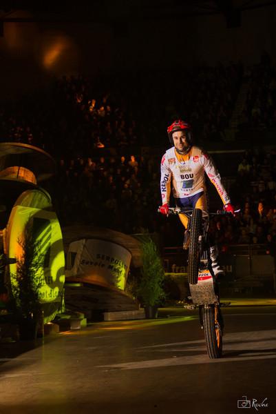 Trial indoor Chambéry 2014