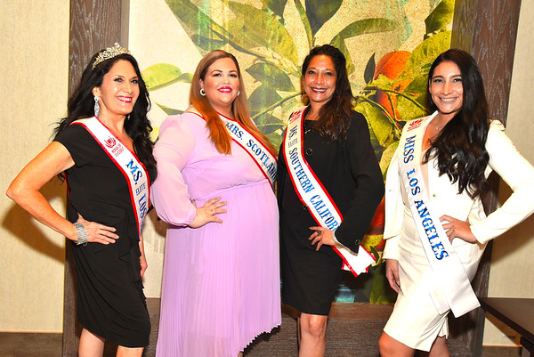 The Woman Of Achievement Pageant DAY 1 September 19, 2020