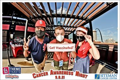 9.8.21 - Cancer Awareness Night