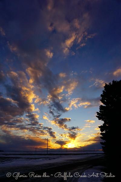 Tall Clouds
