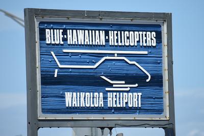Blue Hawaiian Helicopters Kona