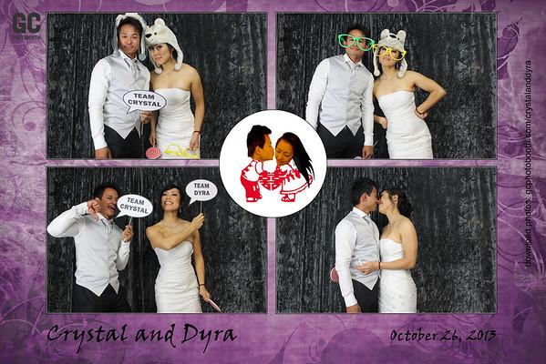 Crystal and Dyra's Wedding