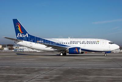 Boliviana de Aviacion-BoA