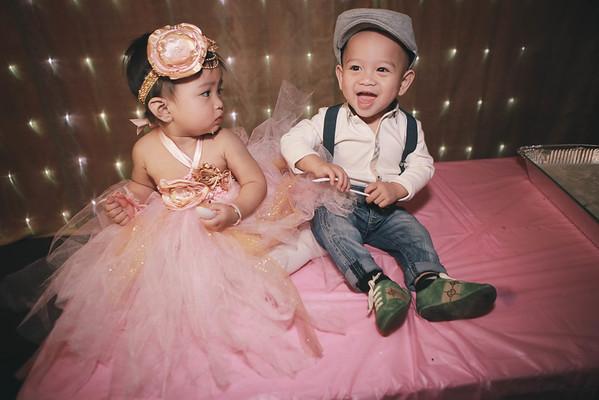 Kaylana's 1st Birthday
