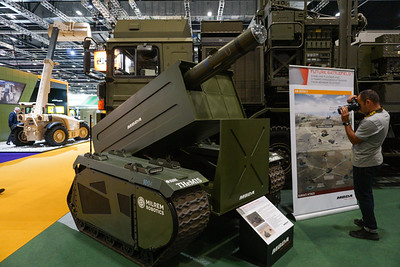 THeMIS (Tracked Hybrid Modular Infantry System)