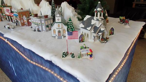 2015 - Snow Village