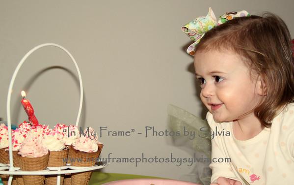 Olivia Powell's 2nd Birthday
