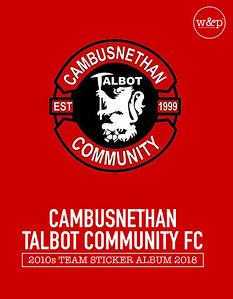 cambusnethan talbot community fc 2010s