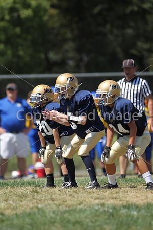 Midget Football Sept. 2, 2012