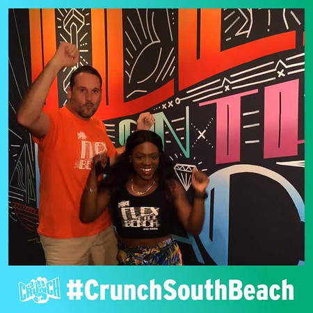 Crunch It's A Party On The (South) Beach Miami MP4s