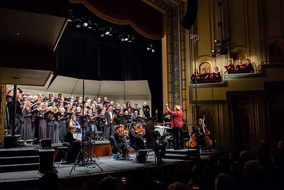 VOICES, The Chapel Hill Chorus - A Celestial Christmas 12/17/16
