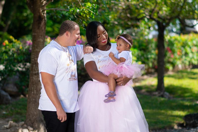 Ashley & Cruz Family Birthday Photoshoot