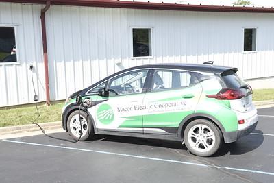 EV charging at AMEC