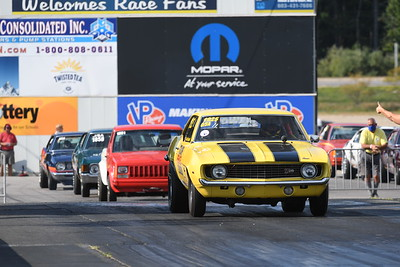 JEGS Sportnationals - New England Dragway