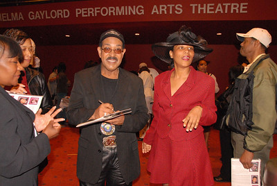 """""""My Brother Marvin"""" by Zeola Gaye (After Show) March 7, 2007"""