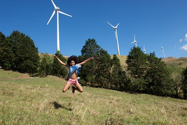 Parque Eolico Wind Farm