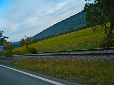 Virginia-West Virginia Fall 2012