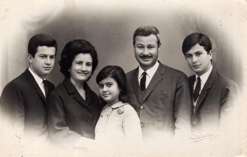 Familia Pinho Barros: