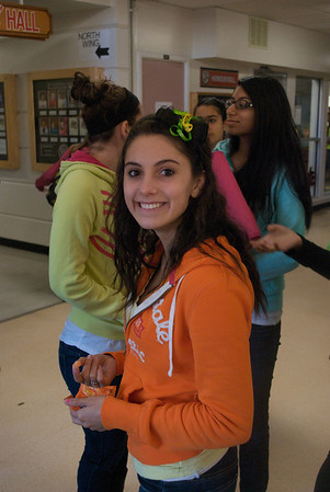 2011 Spirit Week - Neon Day