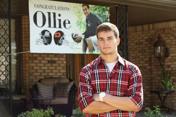Ollie Graduation party