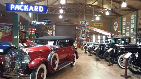 Fort Lauderdale Antique Car Museum - 12 Feb. '14