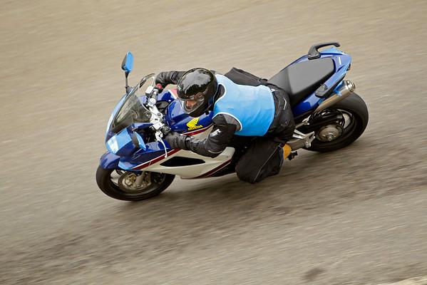 Honda - Blue White VFR