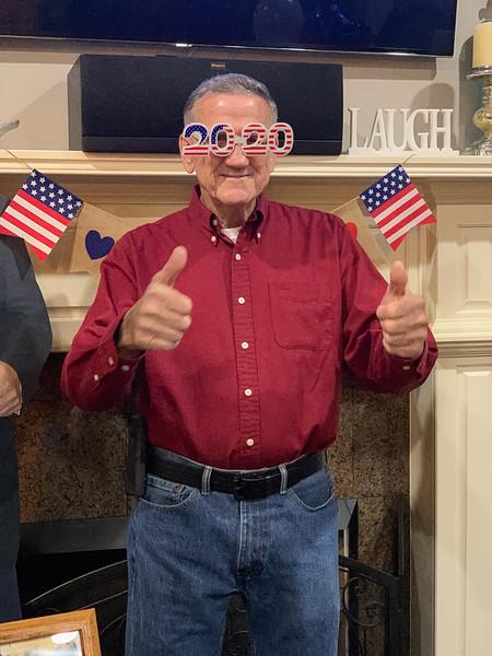 Harold Sr.  80 th  Birthday