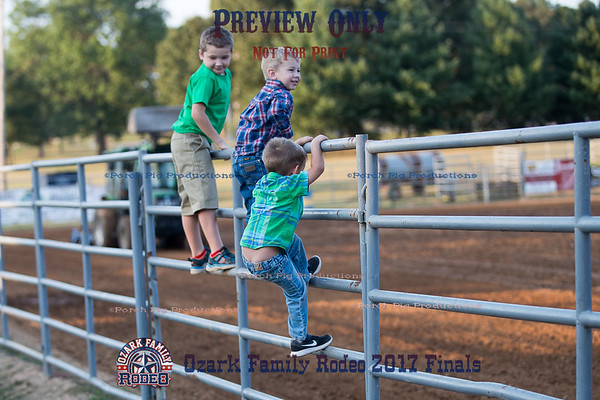 Ozark Family Rodeo Finals