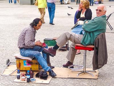 Lisbon, Portugal, May 8, 2005