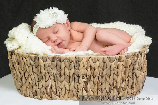 Baby Hailey 2013-08
