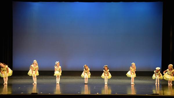 Dance Fundamentals Young 5s - K
