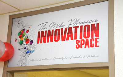 Mike Phennicie Innovation Space