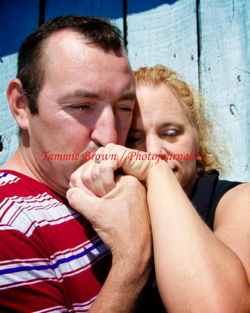 Amy Lofton & Aaron Hamm