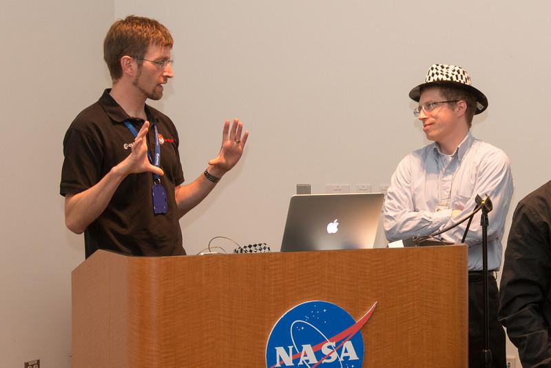 Ira Thorpe and Jeremy Schnittman -- LISA Pathfinder Launch Party & Seminar, Dec 4, 2015, NASA/GSFC.