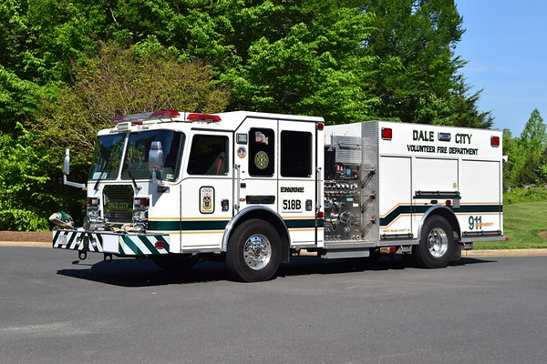 Company 18 - Dale City Fire Department (Princedale station)