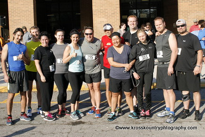 04.12.14: Greenways 5k, 2 Mile Walk & Dog Jog