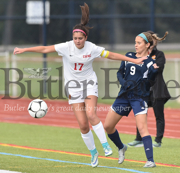 43010 Freeport vs North Catholic WPIAL Class 2A Girls Soccer  first round playoff game at Mars Athletic Complex