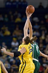 UM vs MSU Women's Basketball