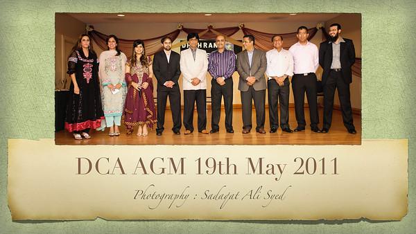 DCA AGM 19thMay 2011