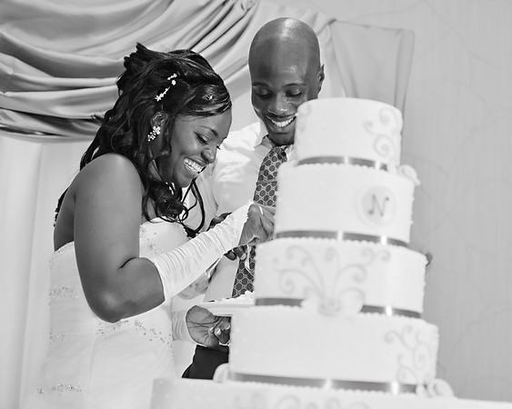 Pascal and Kablan - The Wedding