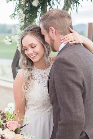 Spring Styled Wedding Shoot - Dayton Valley Golf Club