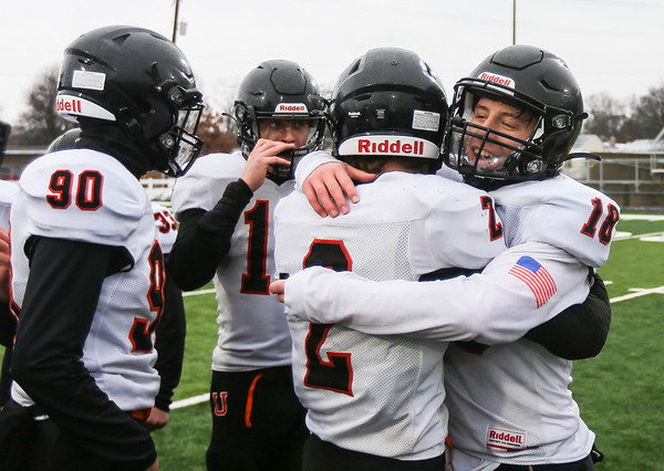 PHOTOS: Ulby shuts out Johannesburg-Lewiston in Division 8 Semifinal