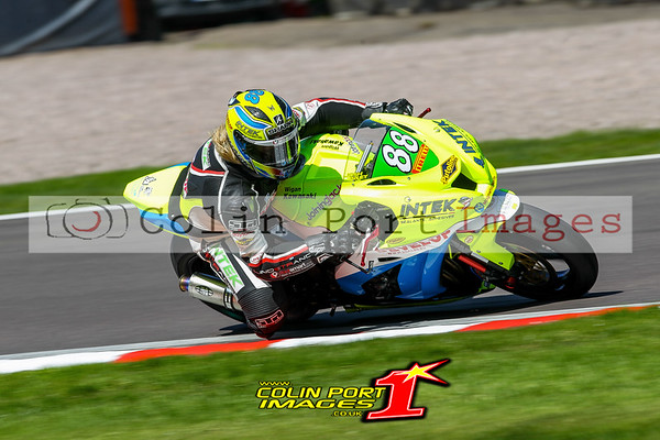 Josh Daley Oulton Park BSB May 2018