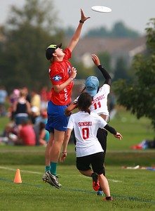 Triangle Youth Ultimate