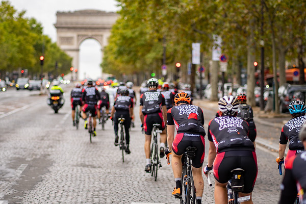 Bloodwise London to Paris 2019