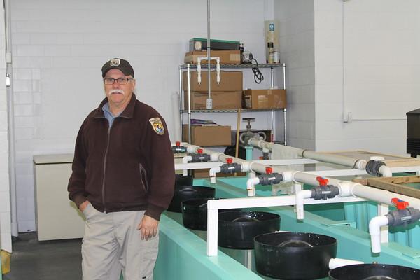 Erwin National Fish Hatchery Director Retires - March 2018