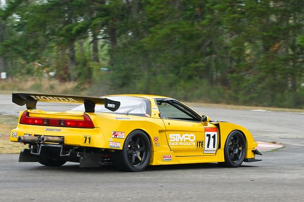 SCCA Road Race 8-29-09