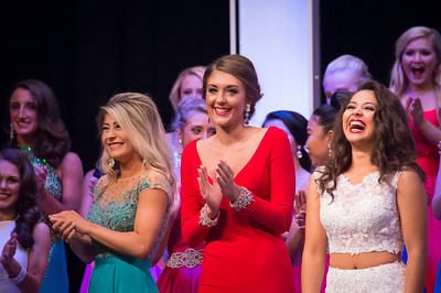 Kenadi at Miss Indiana 2016